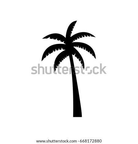Palmtree icon