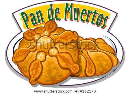 pan de muerto   mexican bread