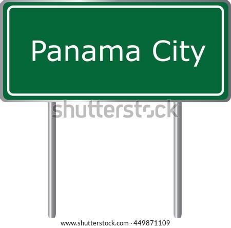 panama city   florida  road