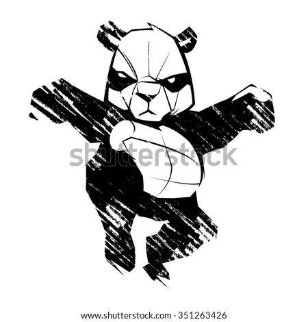 panda martial arts