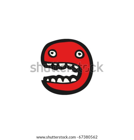 Panic Face Cartoon http://www.shutterstock.com/pic-67380562/stock-vector-panicking-face-cartoon.html