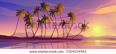 panoramic seascape view
