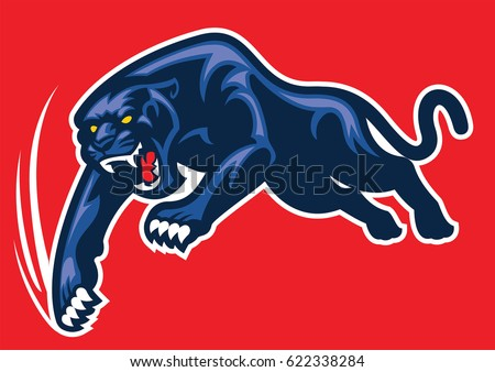 panther attack