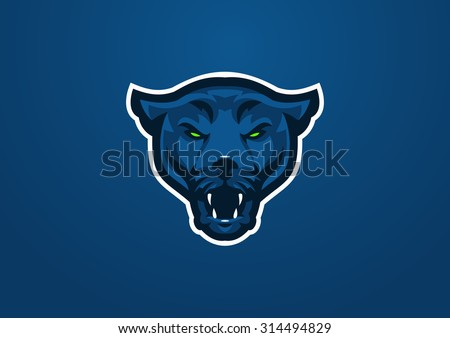 panther sport mascot