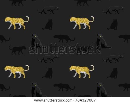 panthera leopard panther