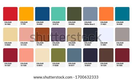 pantone earthtones colour