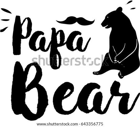 papa bear  daddy
