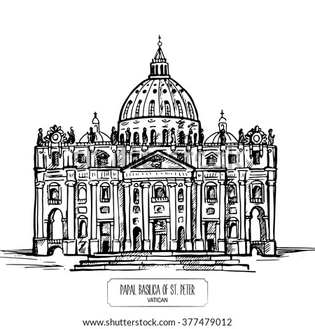 papal basilica of st peter in
