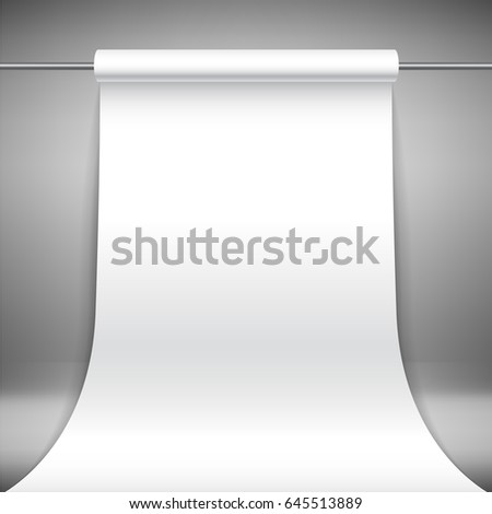 Paper Banner Roll