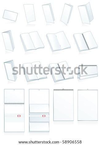 Backgrounds For Leaflets. Leaflets, business cards