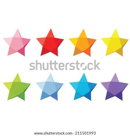 paper lucky stars