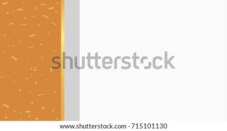 Paper material cigarette texture , Use for wrapping 3D models