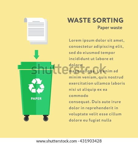 thesis on waste segregation