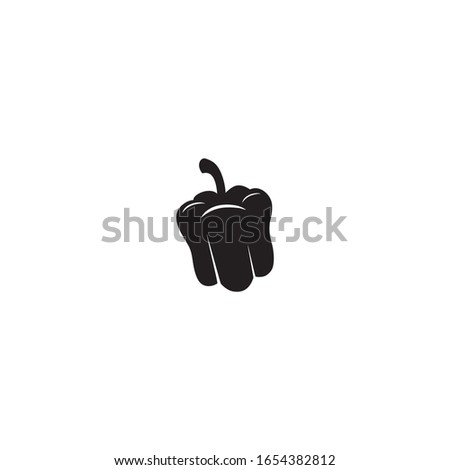 paprika flat design long shadow