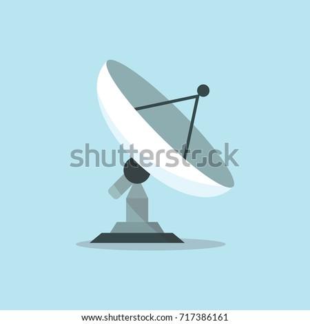 Parabola Satellite Antenna