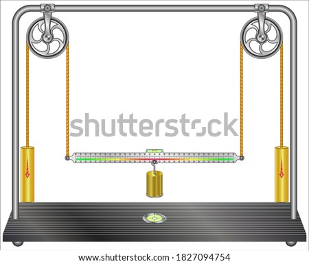 parallel forces apparatus   a