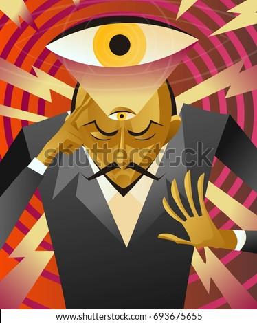 paranormal third eye mentalist