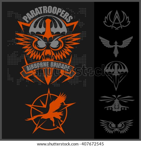 paratroopers   special unit