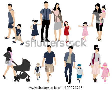 Parents and children