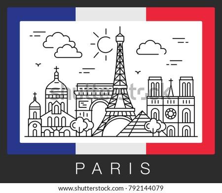 paris  france city attractions