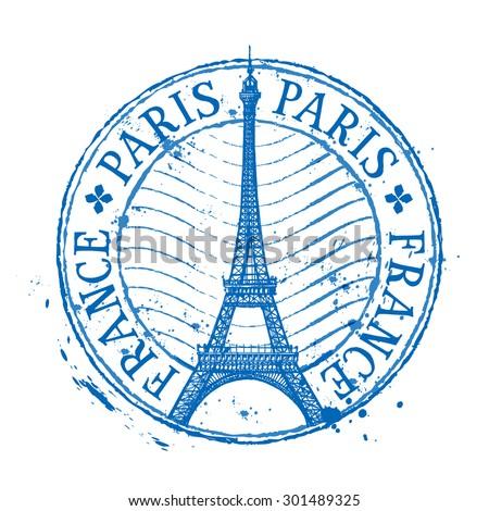 paris vector logo design