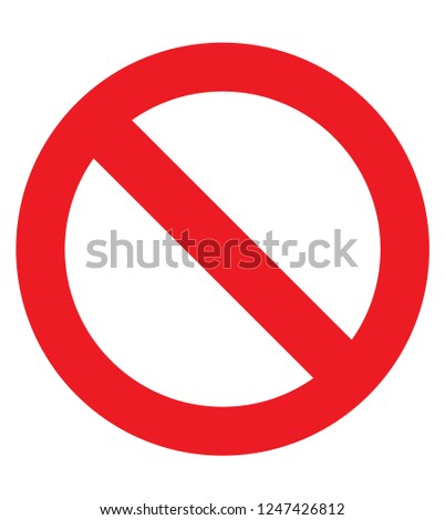 parking and no parking sign icon vector, car parking and street traffic banner #1247426812