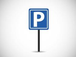Parking Place Sign
