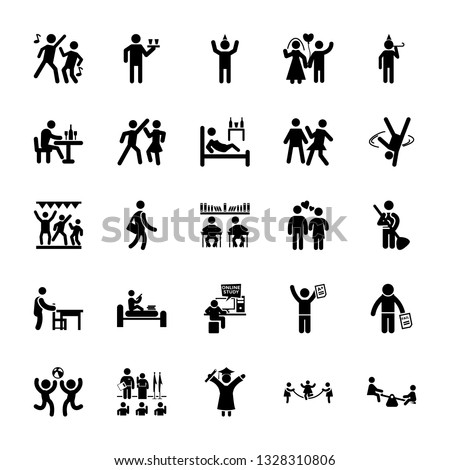 Part Pictograms Vector Pack
