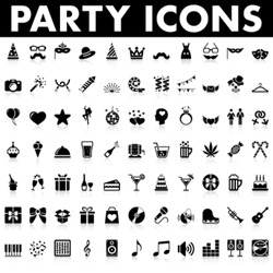 Party Icons