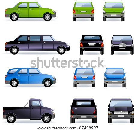 Passenger cars (part 1).