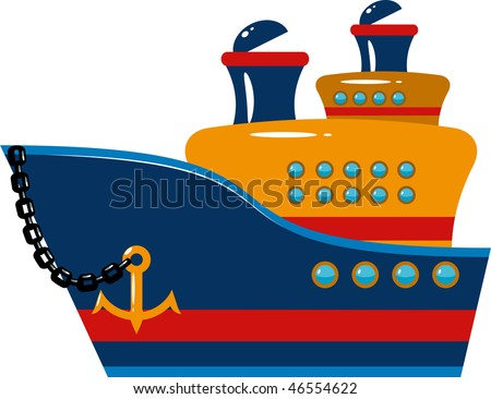 Cruise+ship+cartoon+pictures