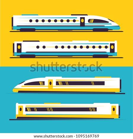 passenger speed  express  train