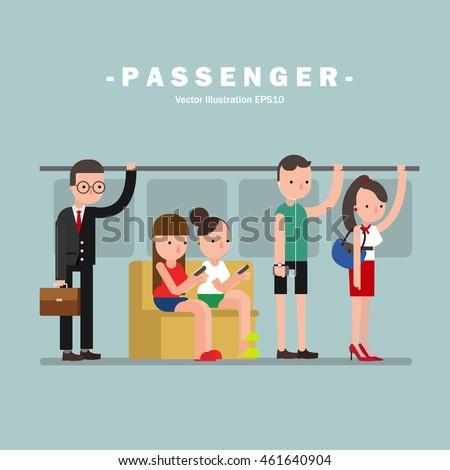 Passenger Vector
