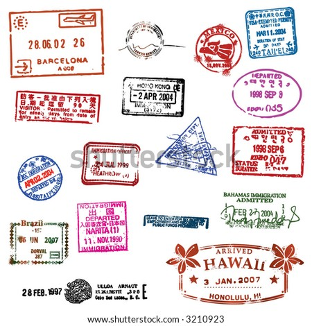 http://image.shutterstock.com/display_pic_with_logo/5726/5726,1178082420,1/stock-vector-passport-stamps-3210923.jpg