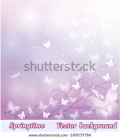 pastel colored background with
