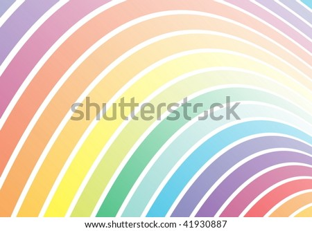 colors of rainbow. colors of rainbow twisted