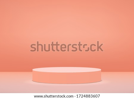 pastel cosmetic background
