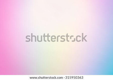 pastel multi color gradient