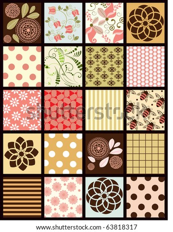 patchwork quilt 2 of 2