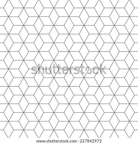 pattern background 16  cubes
