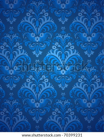 Pattern background, vector wallpaper texture