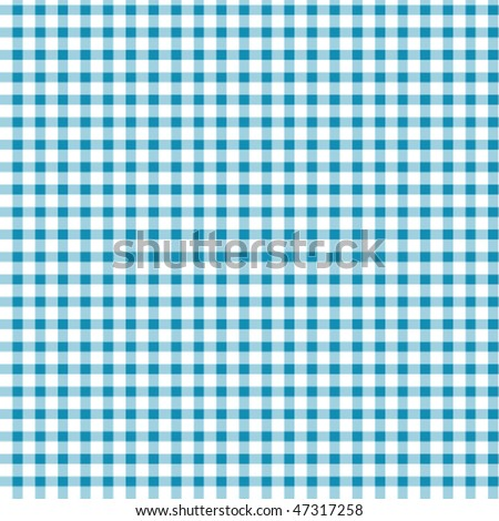 pattern blue picnic