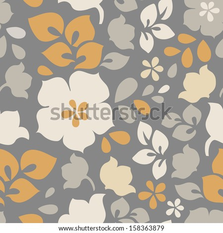 Pattern floral seamless