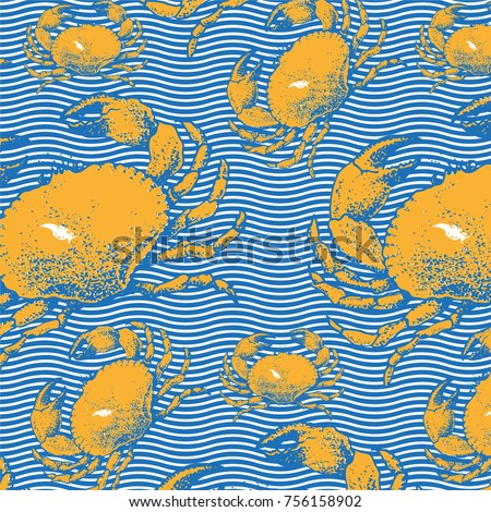 Shutterstock Pattern  from his own illustration