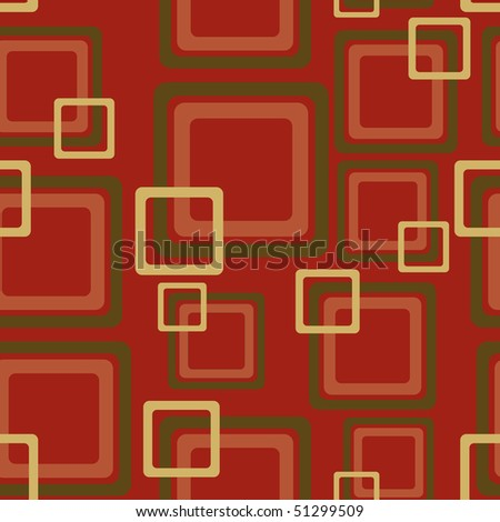 Pattern from  squares