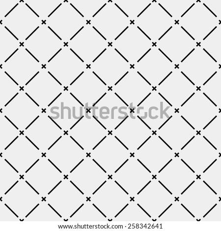 pattern geometric seamless