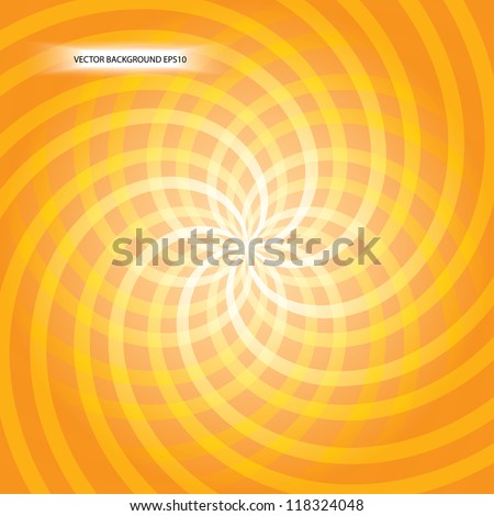 pattern of the vortex. abstract background. eps10