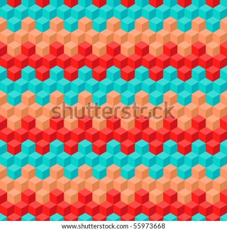 pattern - pixel knitting