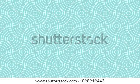 pattern seamless circle