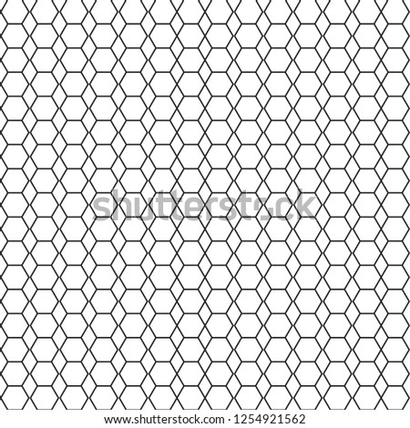 pattern seamless geometric and background wallpaper with vector design - Shutterstock ID 1254921562